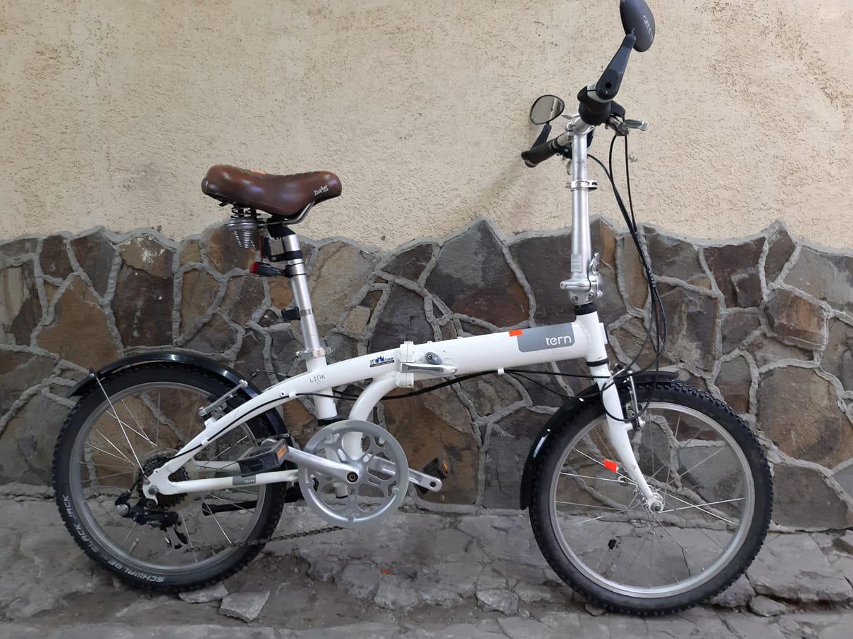 Складні велосипеди: Tern 20 купити в Україні — Інтернет-магазин велосипедів